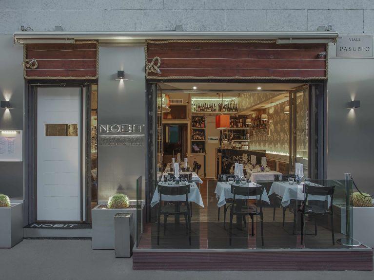 Nobit restaurant ristorante corso Como Milano